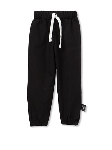 Black Sheep by NUNUNU Drill Pants (Black)