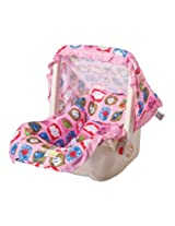 Mee Mee Cozy Carry Cot and Rocker MM-2035, Pink