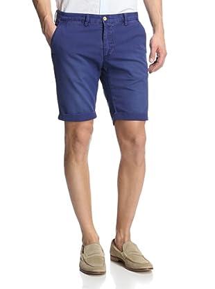 GANT Rugger Men's Canvas Shorts (Pilot Blue)