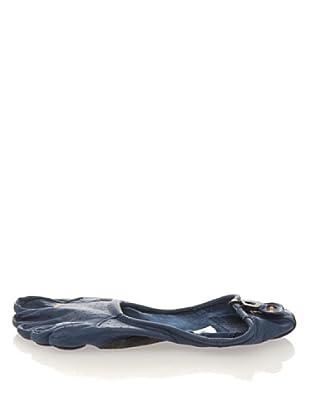 Vibram Fivefingers Slipper M256 Moc (Blau)