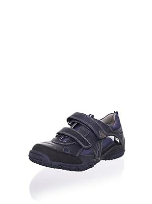 Venettini Kid's Dice Sneaker (Navy)