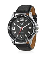 RICO SORDI Mens Black Leather Watch_RSMW_5
