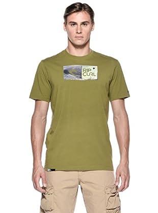 Rip Curl T-Shirt Ripawatu Action S/S Tee (Verde)