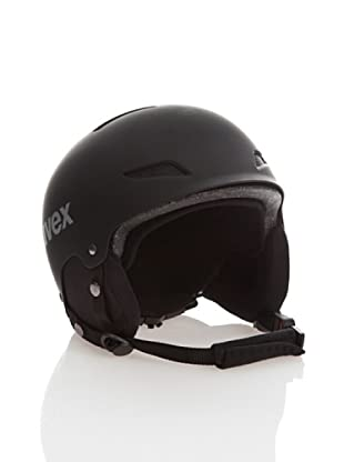 Uvex Casco Ski Spruce (Negro Mate)