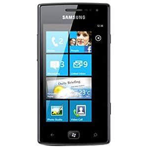 Samsung Omnia W GT-I8350 (Metallic Black)