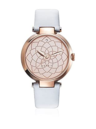 Esprit Orologio al Quarzo Woman Secret Garden White 34 mm