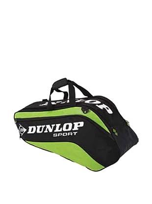Dunlop Portaracchette Portaracchette Thermo Tour Da 6 Verde 1