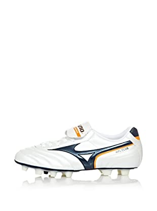 Mizuno Zapatillas Football MRL Club MD (Blanco / Azul / Perla)