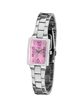 Casio LTP1294D6A - Reloj de Señora metálico Morado