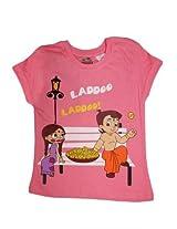Chhota Bheem Round Neck T-Shirt