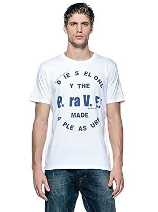 Diesel Camiseta T-Bayu-R (Blanco)