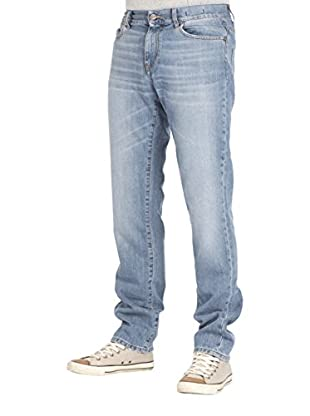 Seven7 LA Jeans himmelblau W34