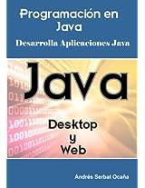 Programación en Java: Desarrolla Aplicaciones Java
