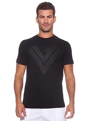 Ellesse Camiseta Sia (Negro)