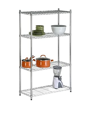 Honey-Can-Do 4-Tier Closet Organizing Shelving Unit