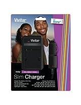 Vivitar Viv-Sc-Son Li-Ion Battery Charger (For Sony(Tm) Cameras)