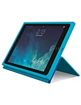 Logitech BLOK Protective Case for iPad Air 2, Teal/Blue (939-001250)