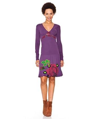 Desigual Vestido Carry (Rosa)