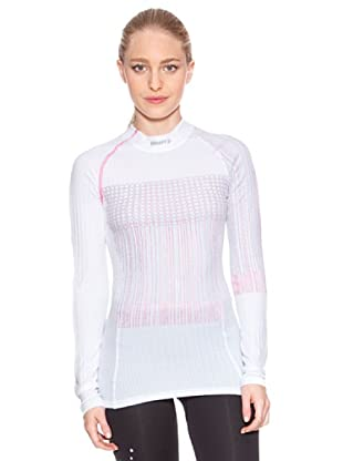 Craft T-Shirt Active Extrem (Bianco/Rosa)