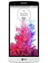 LG G3 Beat Mobile Phone - White