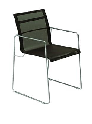 Control Brand Dynamic Arm Chair, Black