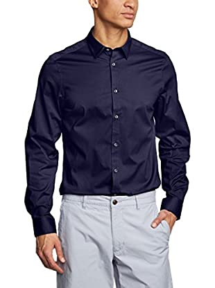 Ben Sherman Hemd Ls Stretch Poplin