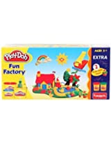 Funskool Play Doh Fun Factory Playset