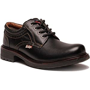 Lee Cooper Men's Formal Shoes LC9573 Black