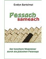 Pessach sameach (Wegweiser durch die jüdischen Feiertage 1) (German Edition)