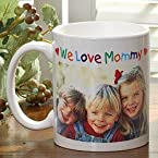 Personalised photo Coffee Mug (white)