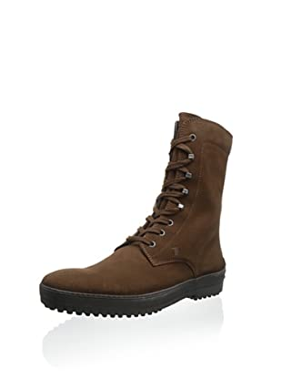 Tod's Men's Lace-Up Boot (Brown)