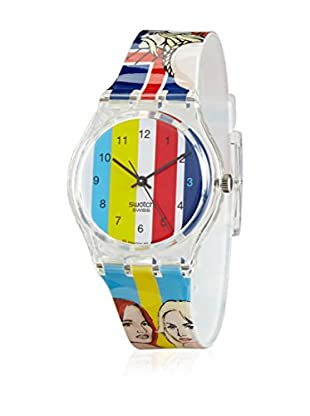 Swatch Quarzuhr Memory From The North GE137  34 mm