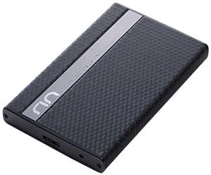 Logitec HDDリーダーライター 2.5 USB3.0+SATA カーボン LHR-PBKU3CA