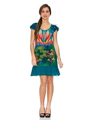 Jota + Ge Vestido Víajar (Multicolor)