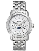 Bulova Men's 96C34 Moon Phase Watch