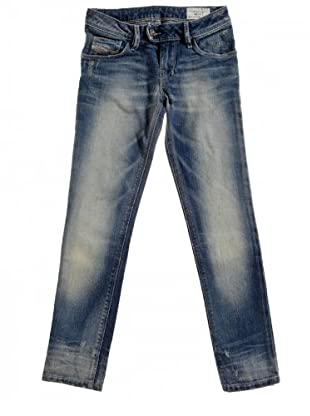 Diesel Kid Jeans Nevy (Denimblau)