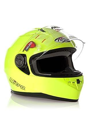 Nitro Casco N2100 (Amarillo)