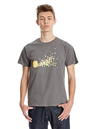 Dephect Camiseta Manga Corta Natural Beats