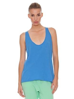 Hakei Camiseta Tirantes (Azul)