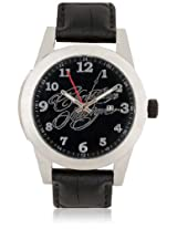 Black Magic ETE-125 Black / Black Analog Watch