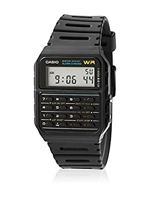 Casio Reloj con movimiento cuarzo japonés Unisex CA53W-1CR 35.0 mm