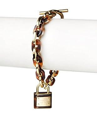 Michael Kors Padlock Toggle Link Bracelet