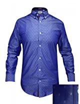 Arrow Blue Casual Shirt