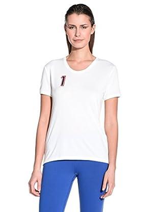 Zumba Camiseta Manga Corta England Soccer Ringer