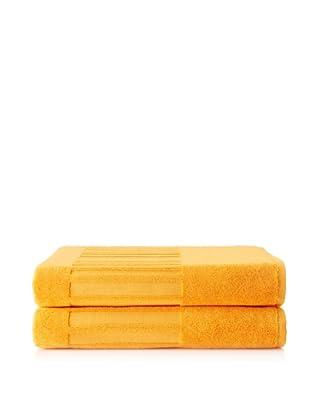 Garnier-Thiebaut Set of 2 Spa Bath Sheets (Mangue)