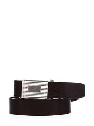 Dockers Cinturón de Cuero (negro)