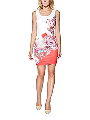 Candy Kleid With Floral Print Aside
