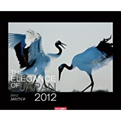 The Elegance of Japan 2012 Kalender