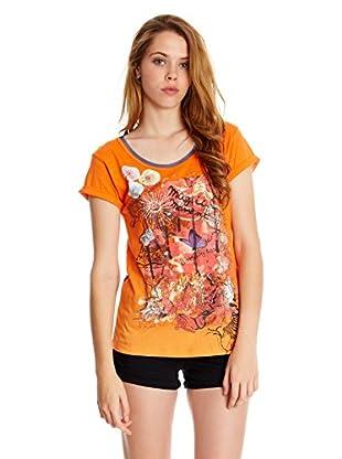 SideCar Camiseta Manga Corta Angela