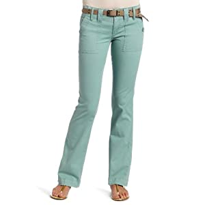 Sanctuary Clothing Women's Peace Pant, Eucalyptus, 26